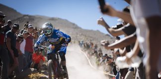 Enduro World Series - Cile 2018 Sam Hill