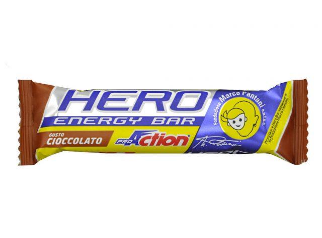 La barretta energetica Hero di ProAction