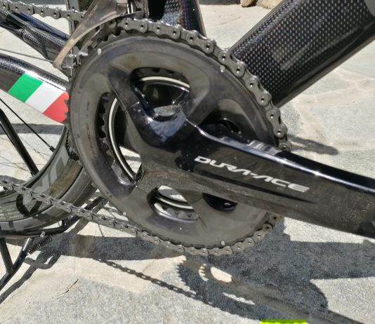 corone bicicletta da strada