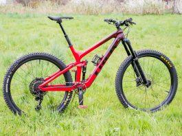 Trek Slash 9.7 - bici