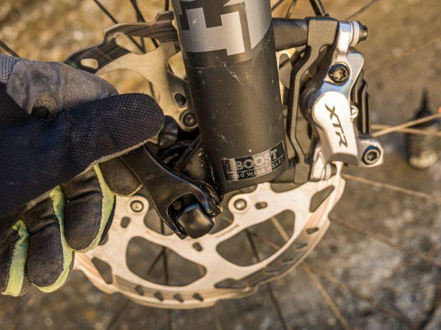 Controlli MTB - asse anteriore