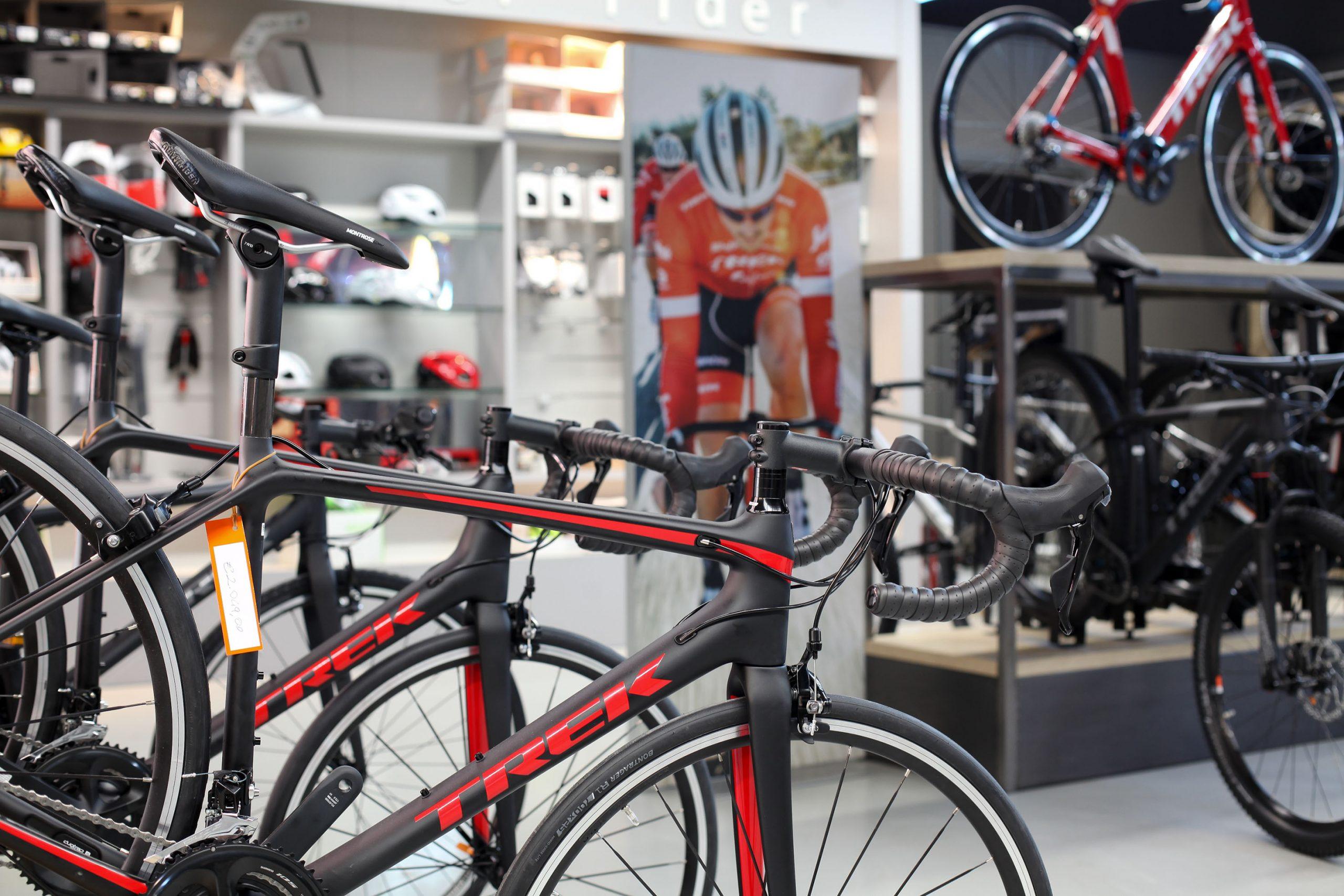 Trek Concept Store - road bikes