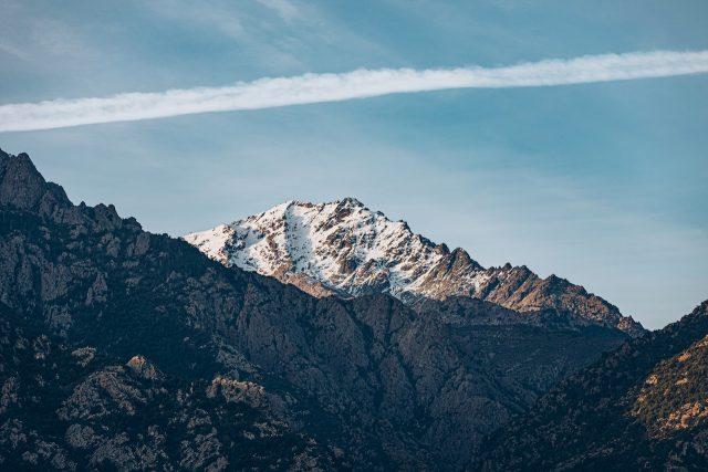 A prestu Corsica - Monte Cinto