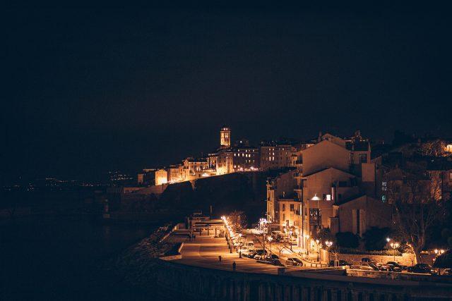 A prestu Corsica - ultima sera