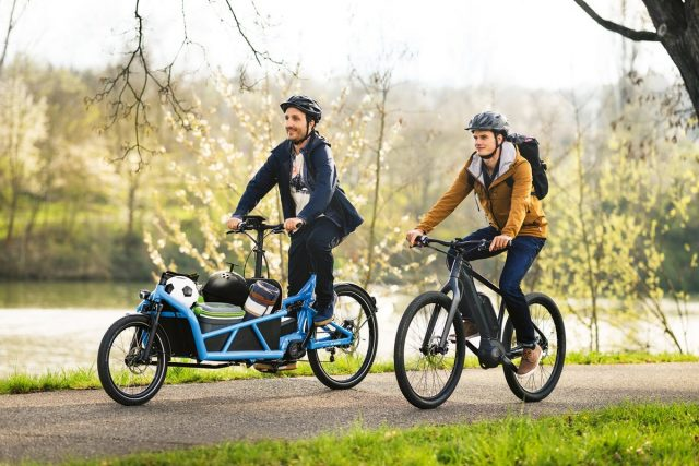 Bosch eBike - bici e cargo