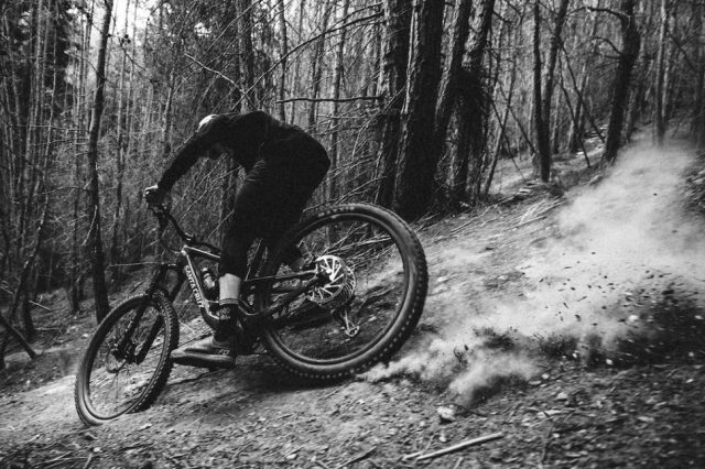 Ben Hildred - downhill