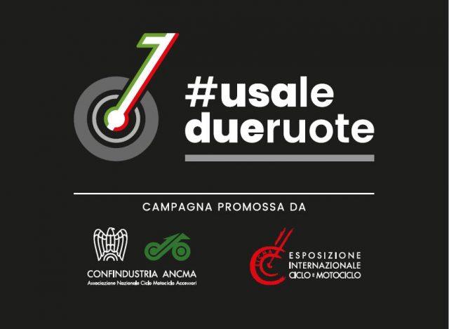 #usaledueruote banner
