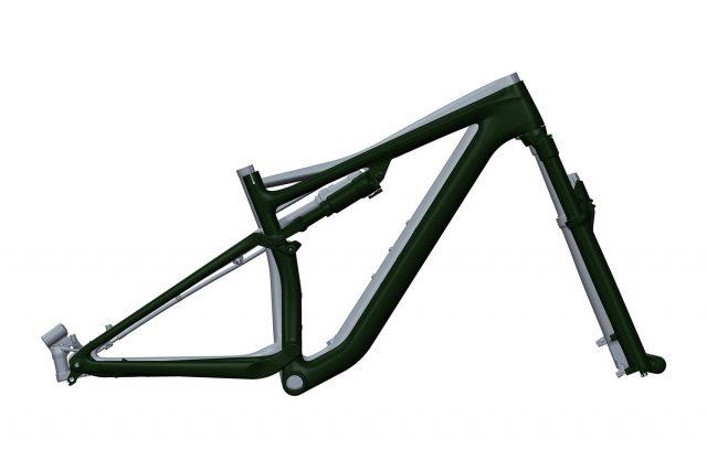 Specialized Epic Evo MY21 - geometrie