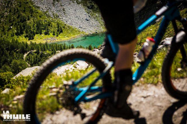 La Thuile MTB - Transfer to Col Croce Trail