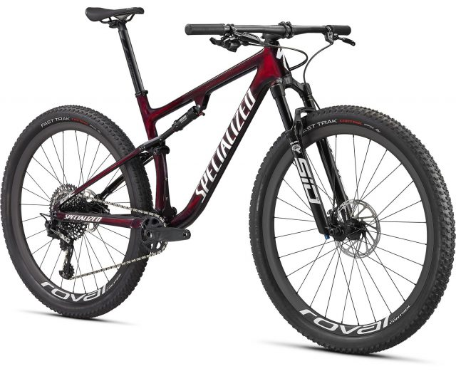 Specialized Epic Expert Carbon MY21 - red