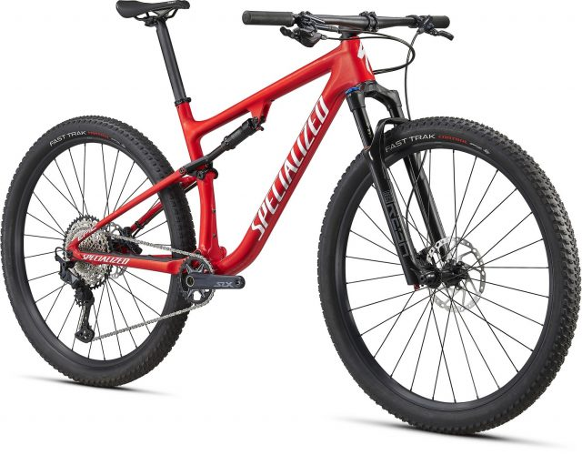 Specialized Epic Comp Carbon MY21 - red
