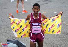 Eyob Faniel atleta ProAction e detentore del record italiano di maratona