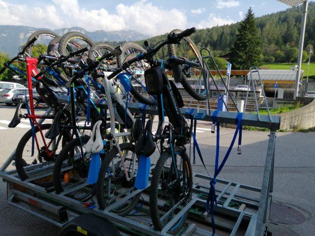 Val di Sole - Bike Shuttle