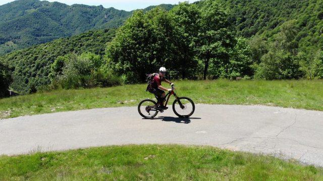 Camasca Trail - risalita