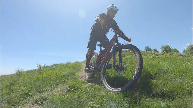 Camasca Trail - pratoni
