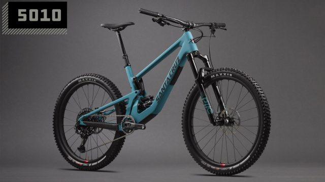Santa Cruz 5010 MY21 - Loosely Blue