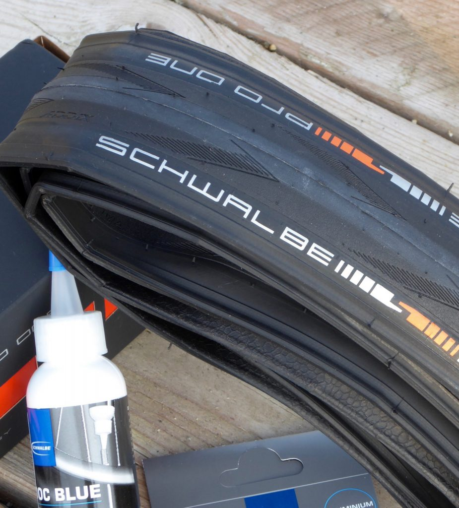 schwalbe pro one souplesse tubeless