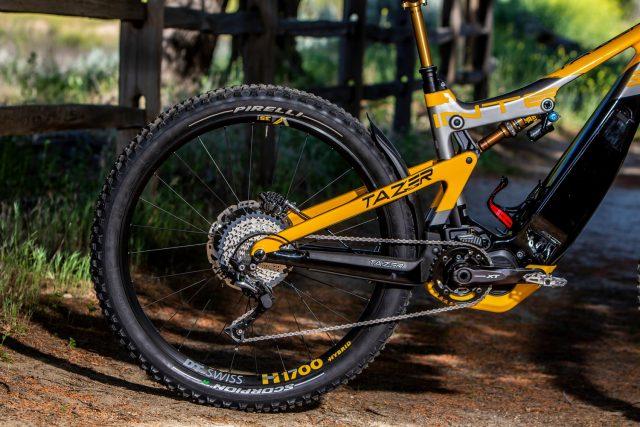 Pirelli Scorpion eMTB rear - lifestyle