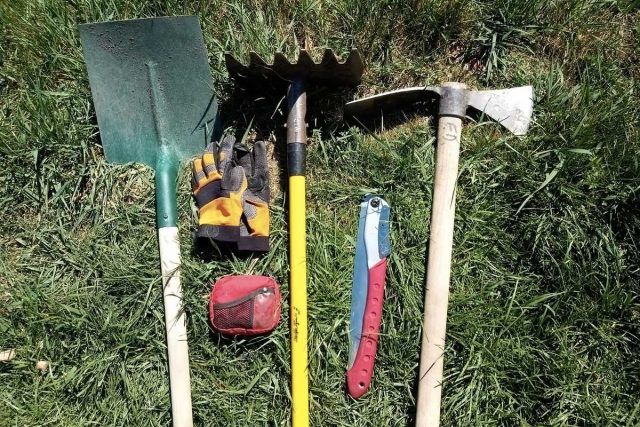 Trail Building - tool