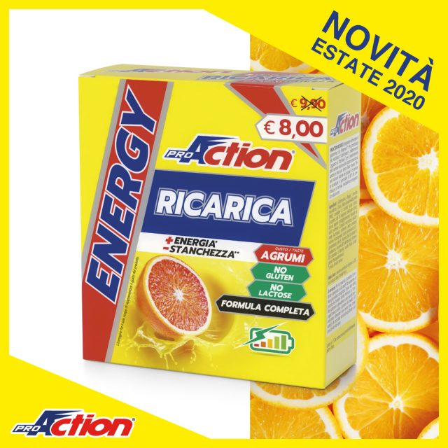 proaction ricarica
