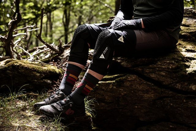 Dainese Trail Skins Pro - lifestyle