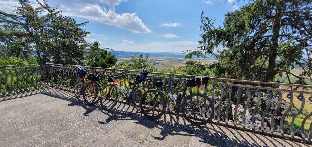 Bikepacking experience da Firenze a Roma