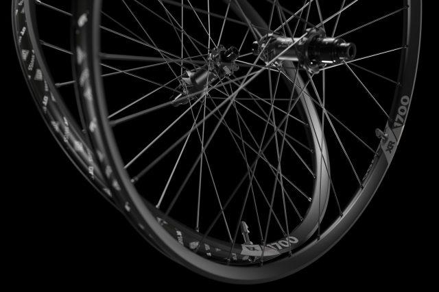 DT 1700 Spline One - ruote