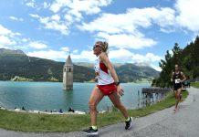 Al Giro del Lago di Resia anche Franca Fiacconi, vincitrice nel 1998 della Maratona di New York