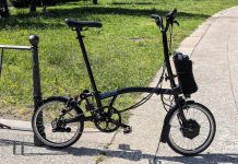 Brompton Electric - cover