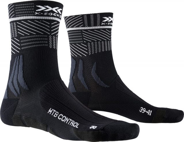 X-Socks MTB Control opal black multi