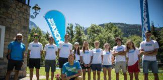 Rookie Team Hoka One One 2020: foto Maurizio Torri