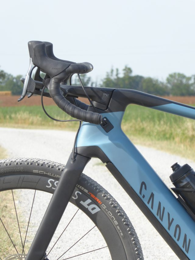 Canyon Grail:On una nuova era per le bici
