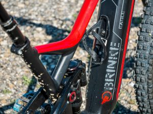 Brinke X5R+ Race test - batteria