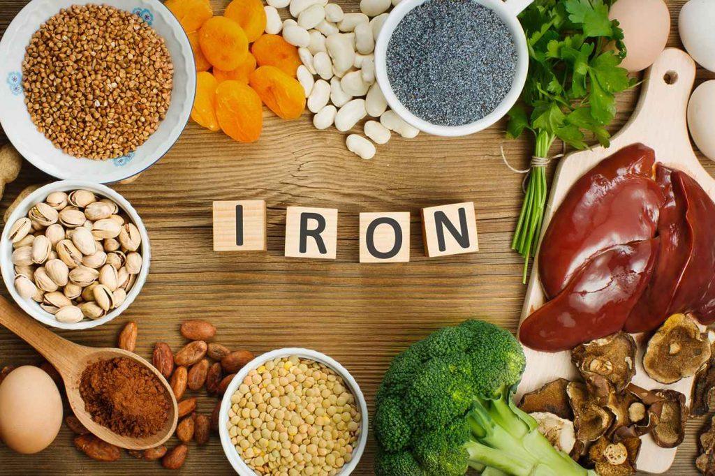 Ferro, alimentazione, integrazione e ciclismo