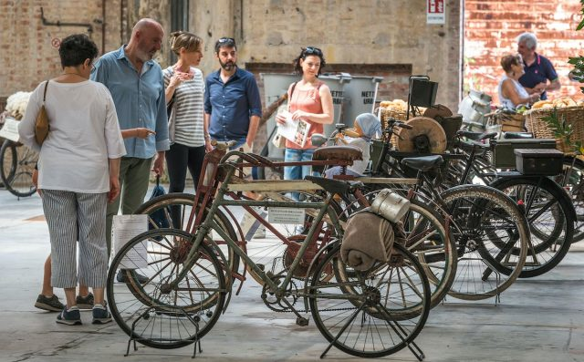 Bike me Hub - eventi
