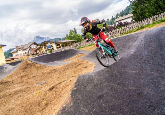 Trentino MTB - Pump Track lavarone