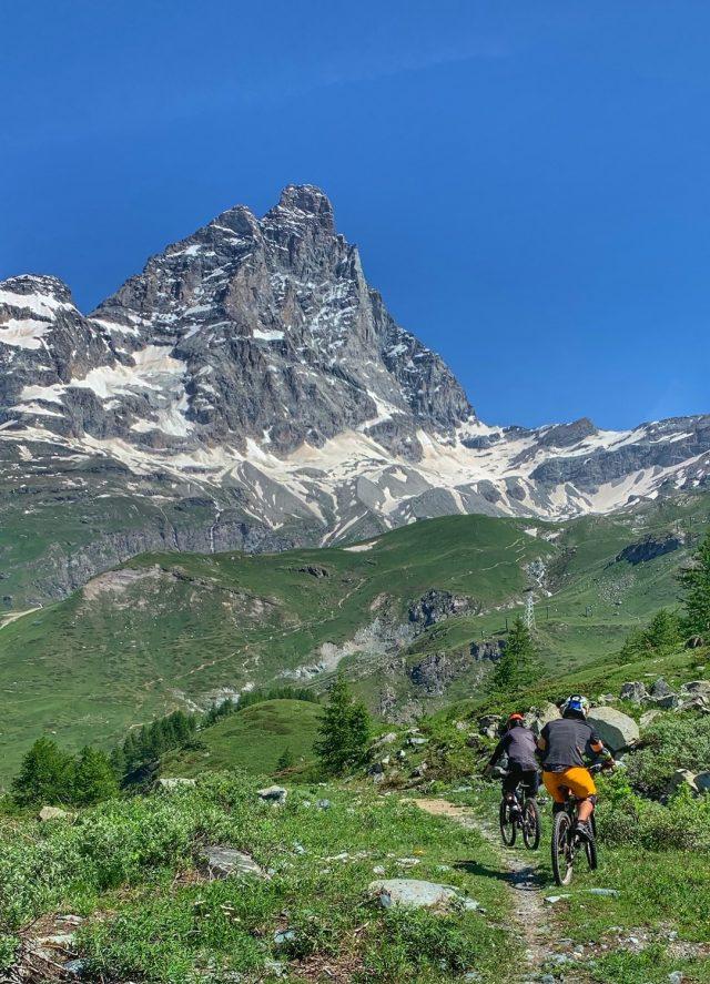 Valtournenche MTB - epic ride