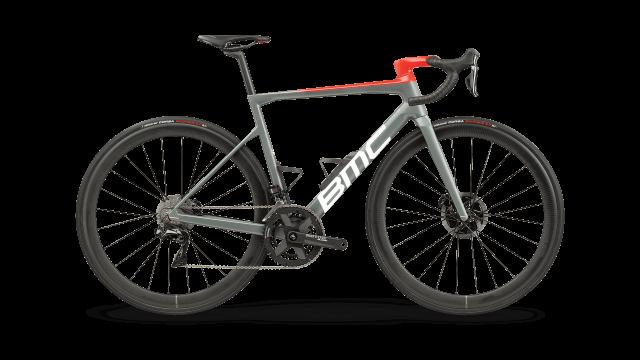 BMC Teammachine SLR01 sempre con dna racing