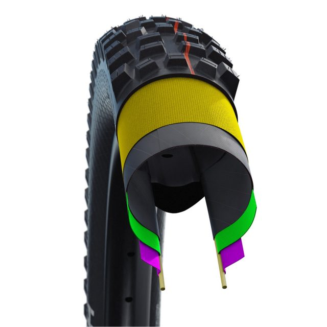 Schwalbe Super Trail casing