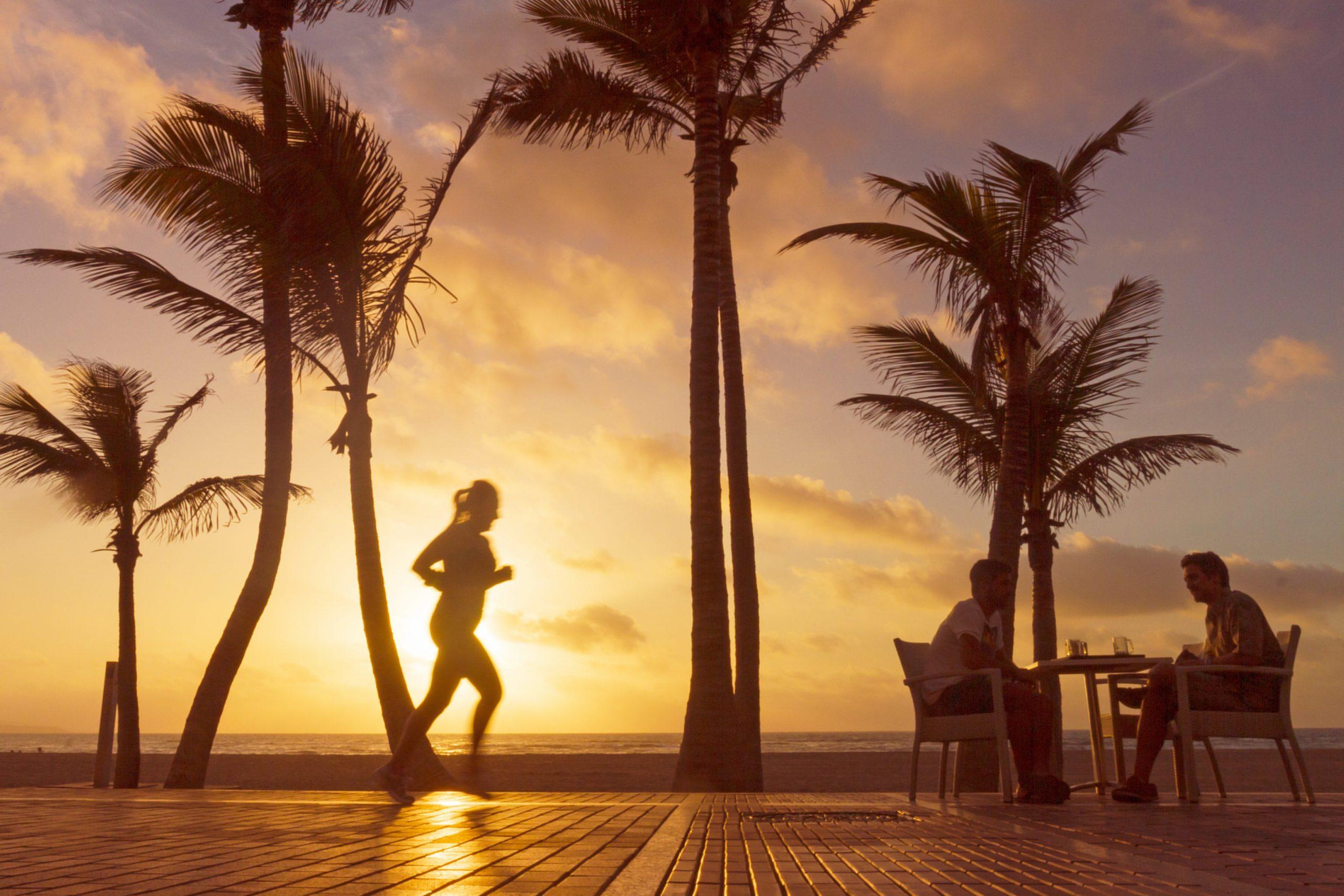 Gran Canaria si può trasformare in una corsa infinita