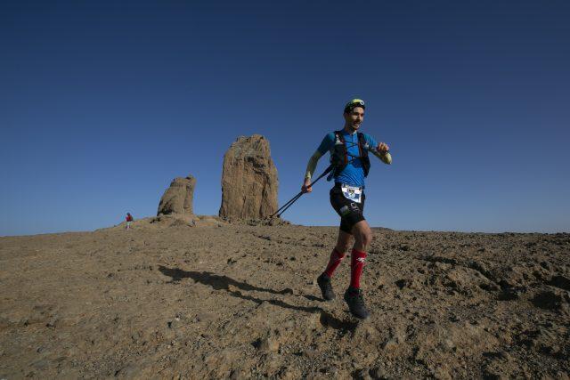Che si abbia un pettorale oppure no, il fascino della corsa in Gran Canaria rimane lo stesso...