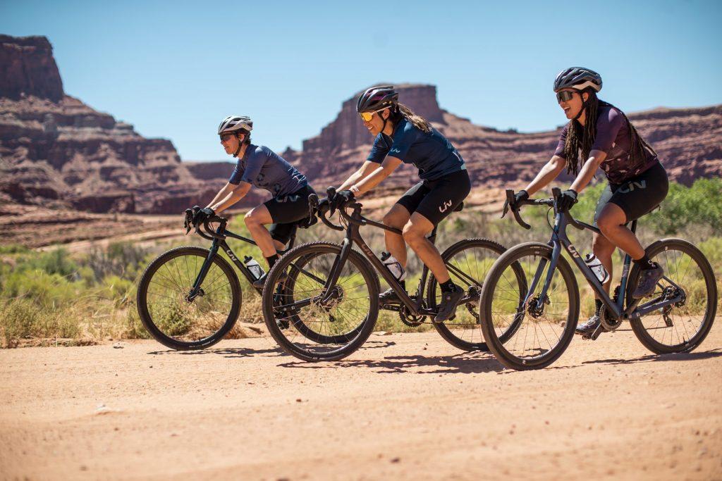 Liv Devote la bici gravel specifica per le donne