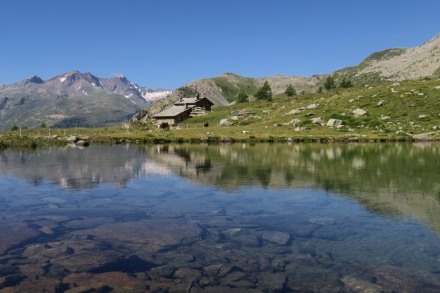 VALLE D_AOSTA-Lago Muffé Champorcher (foto Enrico Romanzi)-4314