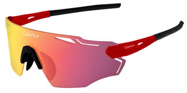 """CimAlp Vision One nella versione """"Rouge""""...rosso!"""