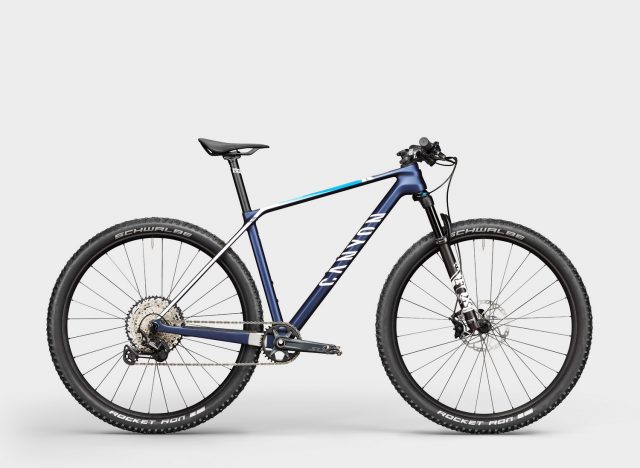 Canyon Exceed CFR MY21 - 15