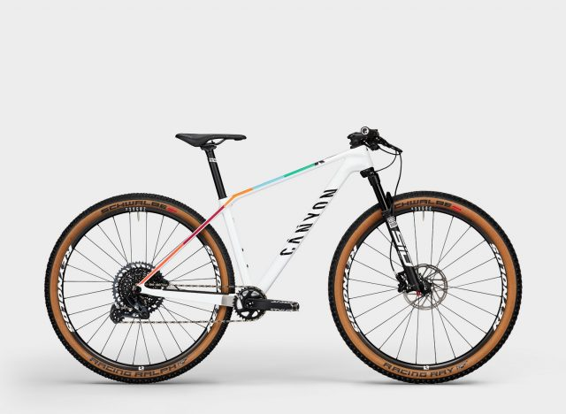Canyon Exceed CFR MY21 - 17
