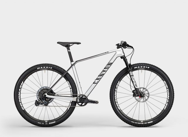 Canyon Exceed CFR MY21 - 16
