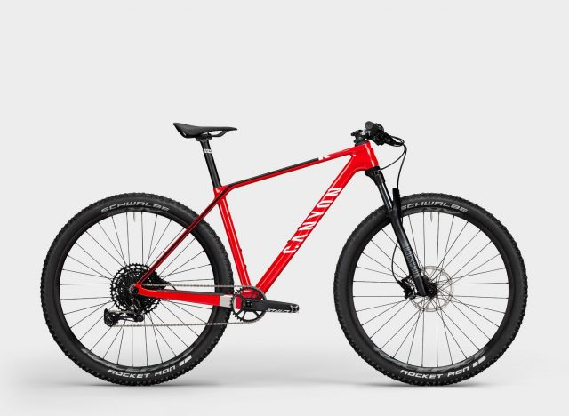 Canyon Exceed CFR MY21 - 14