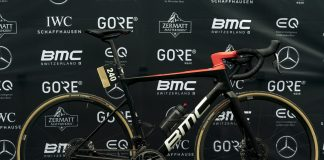 BMC Teammachine SLR01 il nostro test in gara