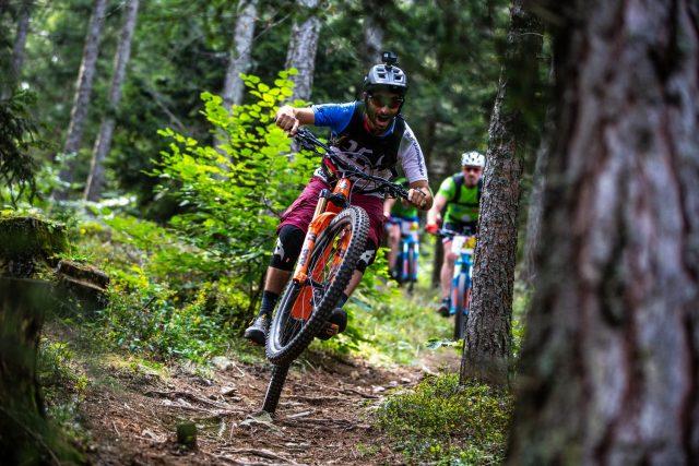 Valtellina E-Bike Festival - Trail Experience - radici